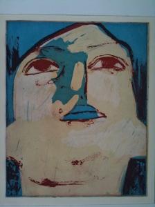 1987 etching  .....