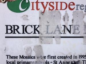 Brick Lane local colour