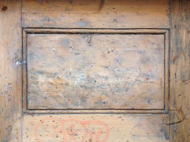 Brick Lane panelling Jonathan Ellis