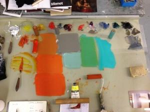 roller palette