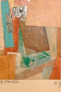 Schwitters at Bernard Jacobson