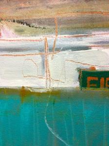painting (detail), February 5 Jonathan Ellis
