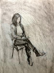 study of Vicky