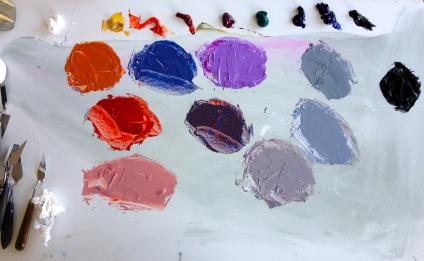 Vaughan palette