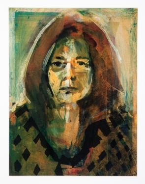 Ro JONATHAN ELLIS Monoprint 2012