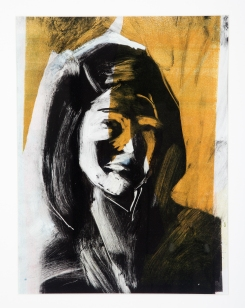 Fiona JONATHAN ELLIS Monoprint 2012
