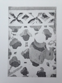 Large Shelf JONATHAN ELLIS Aquatint etching 1987