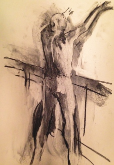 rubbed in JONATHAN ELLIS charcoal July 2014