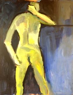 CAROL Tonal Vaughan Painting