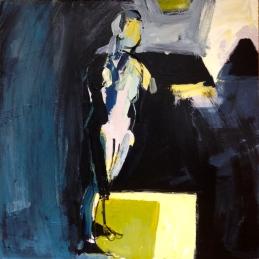 HEATHER Tonal Vaughan Painting