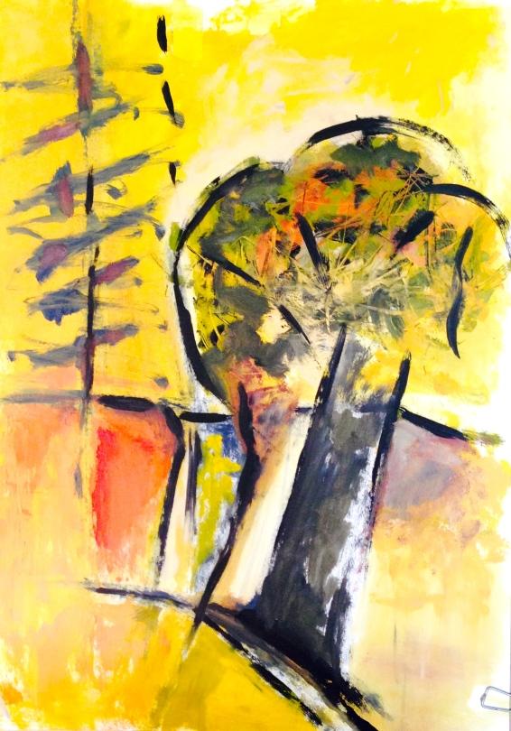 EILEEN GOLDSCHMIDT: Drawing in the Rough