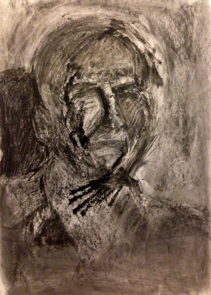 Tones MANDY WRIGHT Charcoal and Oilbar 14 September 2014