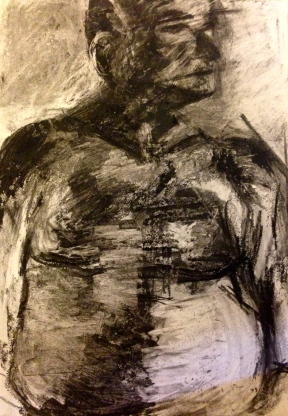 Tones EMMA JHITA Charcoal and Oilbar 14 September 2014
