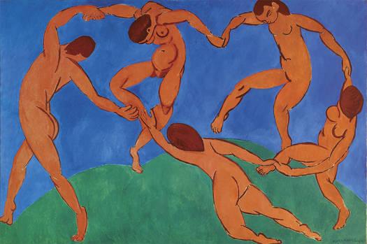 Dance Henri Matisse Oils 1910