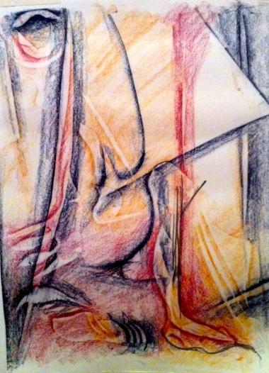 Barrie 2 EMMA JHITA woodless pencils 28 September 2014