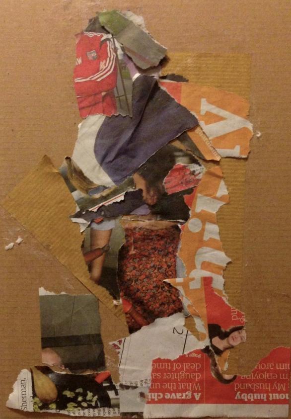 Eileen third collage 'Barry'