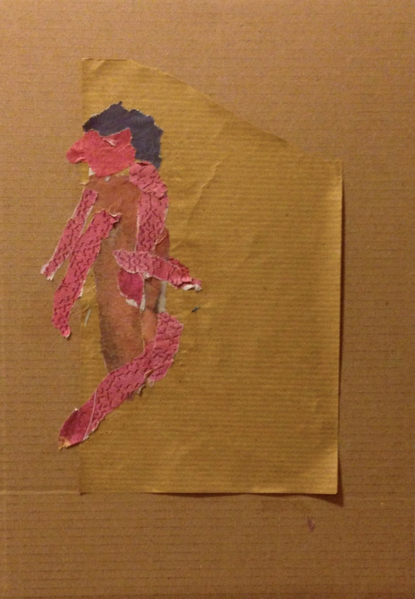 Mary third collage 'Barry'
