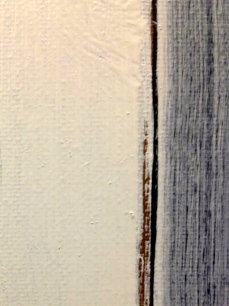 Estelle Standing (third stage) detail 3 JONATHAN ELLIS oil and acrylic on canvas 5 December 2014