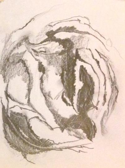 Mug & Saucer HELEN graphite 1 February 2015