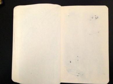 Blank London People sketchbook page 22 JONATHAN ELLIS March 2015