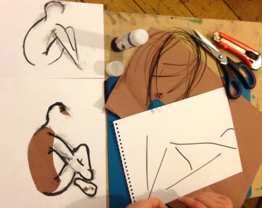 Collage course work 1st March Hornbeam Cafe Course