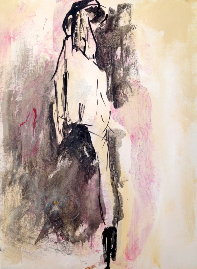 Tracey Emin course artwork #3 11 March 2015 LSC