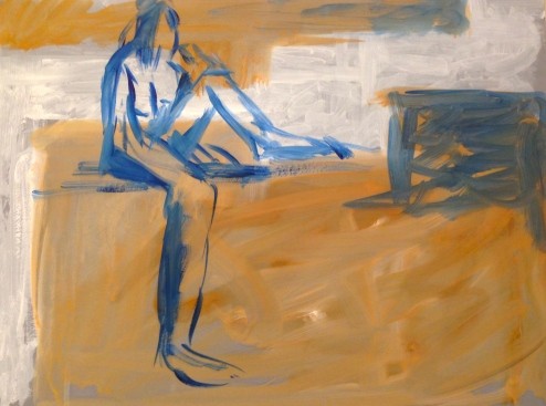 Tracey Emin course artwork #4 11 March 2015 LSC