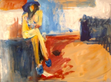 Tracey Emin course artwork #10 11 March 2015 LSC